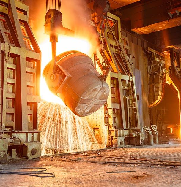 Steel And Metals